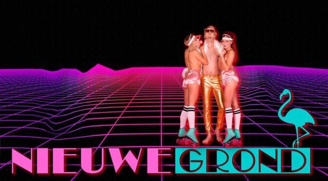 Nieuwegrond is verkoelende, eigenzinnige Nederpop met een elektronisch jaren 80-randje.