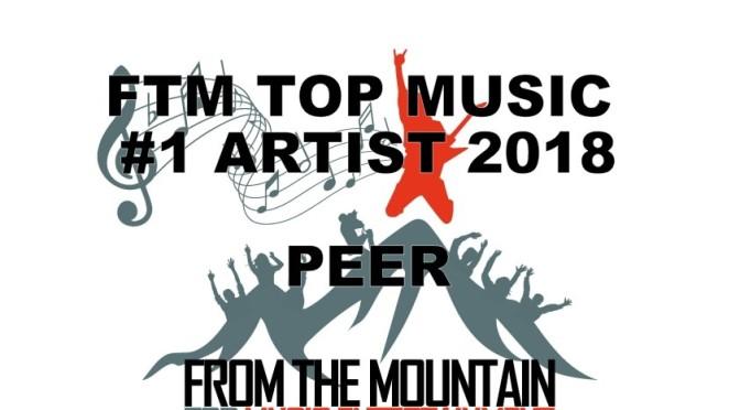 FTM TOP 100: THE BEST ARTISTS – 2018: #1 PEER